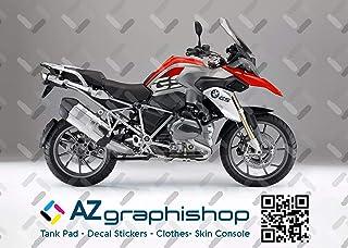 Color : Adventure 1 Motocross Motocicleta Pegatinas R 1200 1250 GS for BMW R1200GS R1250GS F850GS G310GS GSA Aventura Parabrisas Parabrisas Delantero Pico carenado