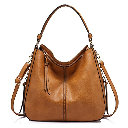Handbags for Women Large Designer Ladies Hobo bag Bucket Purse Faux Leather 9eddd2718e