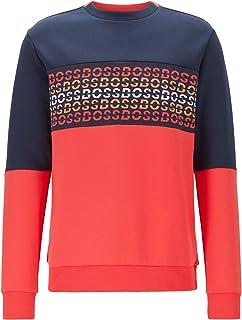 BOSS Men's Salbo Iconic Sweatshirt