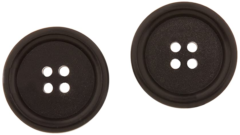 Blumenthal Lansing Slimline Buttons Series 2-Navy 4-Hole 1