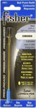 Fisher Space Pen Blue Medium Point Pressurized Cross Type Refill (SC1)
