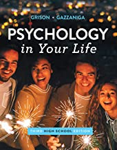 Psychology in Your Life (Third High School Edition)