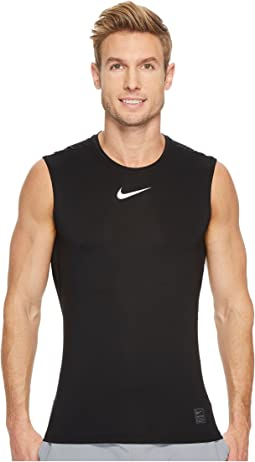 229662bab Nike pro sleeveless training shirt | Shipped Free at Zappos