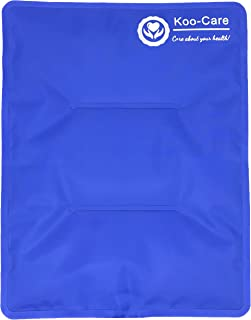 Koo-Care Extra Large Flexible Gel Ice Pack for Hot Cold Therapy - Great for Sprains, Muscle Pain, Bruises, Injuries - (XL, 11