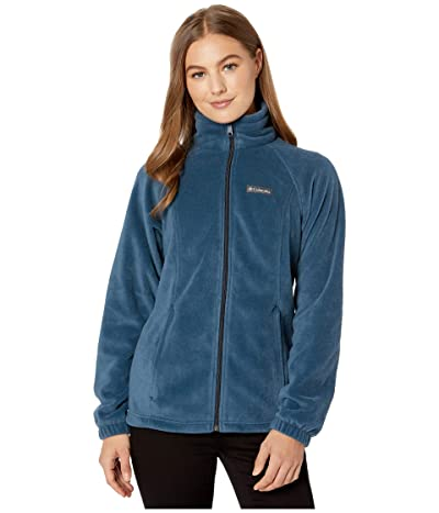 Columbia Benton Springstm Full Zip (Columbia Navy) Women