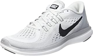Womens Flex 2017 RN Running Trainers 898476 Sneakers Shoes (UK 3 US 5.5 EU 36, Pure Platinum Wolf Grey 002)