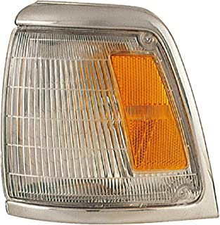 Dorman 1630682 Front Driver Side Turn Signal / Parking Light Assembly for Select Toyota Models
