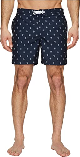 Original Penguin - Penguin Fixed Waist Swim