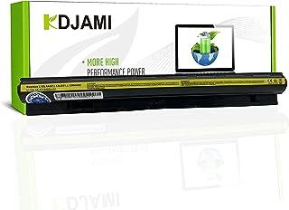 Batería de Repuesto L12L4E01 L12S4E01 L12L4A02 L12M4A02 L12M4E01 L12S4A02 para Lenovo G400s G410s G500s G510s G40 G50 Z40-70 Z50 Z710 (Li-Ion 4400mAh 14.4V)