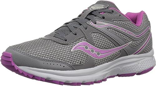 Saucony Wohommes Cohesion TR11 FonctionneHommest chaussures, gris violet, 11 Medium Medium US  économiser sur le dédouanement
