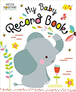 Petite Boutique My Baby Record Book