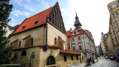 Uncover historical synagogues in Prague's Jewish Quarter