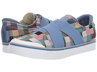 Keen Elsa III Gore Slip-On (Multi/Quiet Harbor) Women