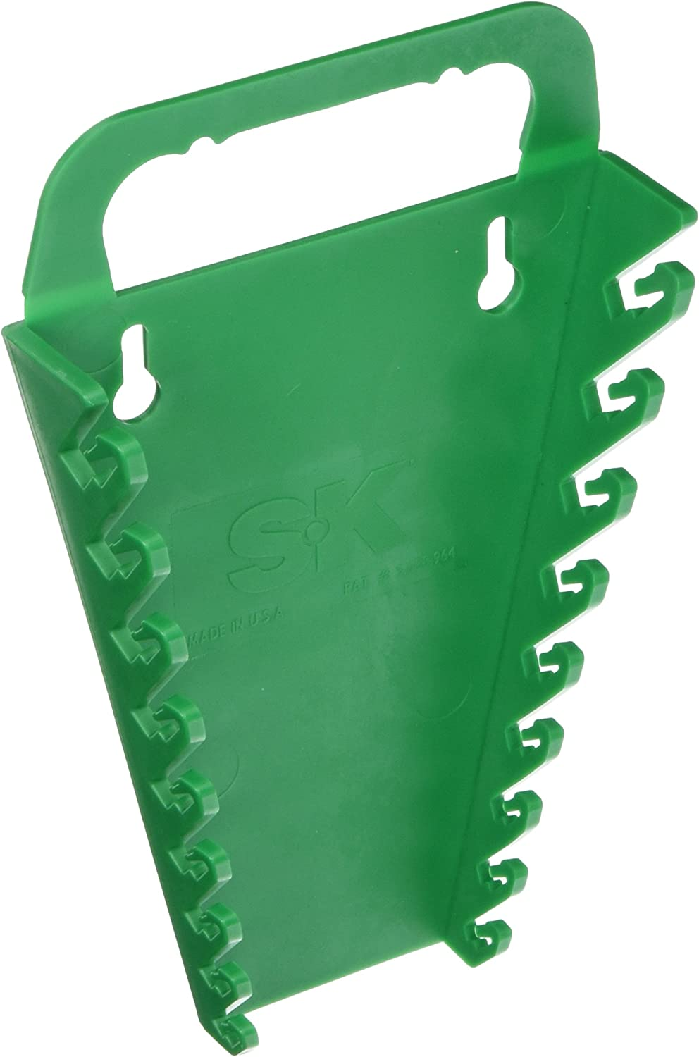 SK Hand Tool 1071 Green Wrench Rack Max 58% OFF 9-Piece Max 48% OFF