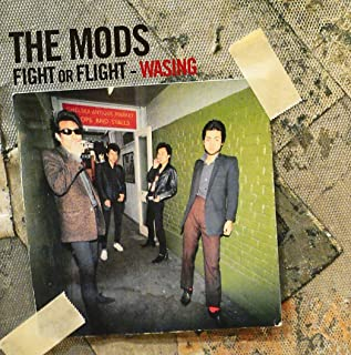 FIGHT OR FLIGHT-WASING(DVD付)