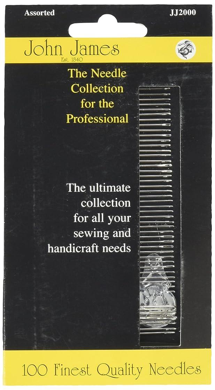 John James Professional Needle Collection, Assorted 100/Pkg