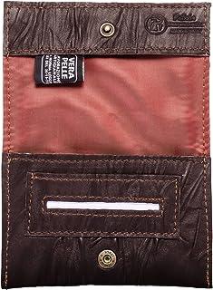 Pellein - Portatabacco in vera pelle Smartness - Astuccio porta tabacco, porta filtri, porta cartine e porta accendino. Ha...