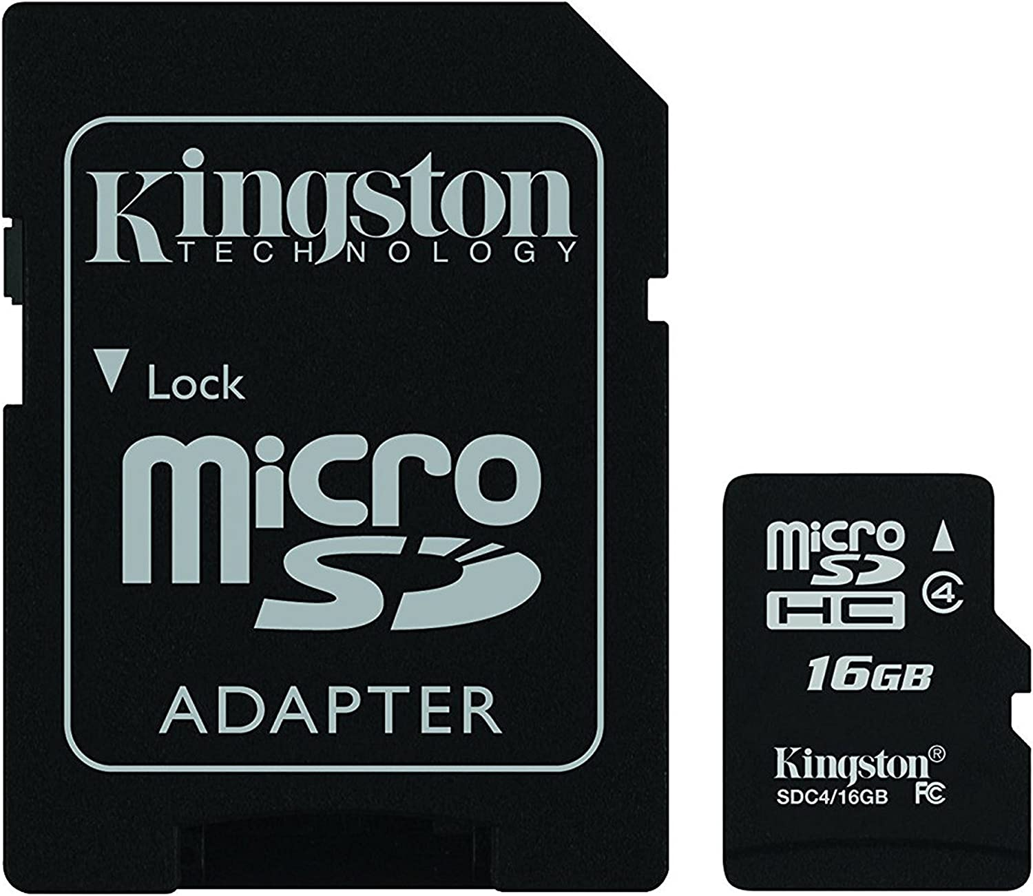 Samsung Galaxy S5 Cell Phone Memory Card 16GB microSDHC Memory Card with SD Adapter