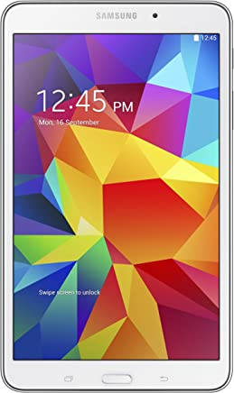 """Samsung Galaxy Tab 4 T337a 16GB Unlocked GSM 4G LTE 8"""" Quad-Core Android Smartphone - White"""