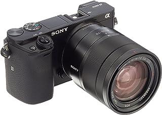 Sony A6000 - Cámara EVIL de 24 Mp Pantalla LCD 3 Estabilizador óptico Vídeo Full HD WiFi Negro - Kit Cuerpo con Objetivo 16 - 70 mm (SEL1670Z)