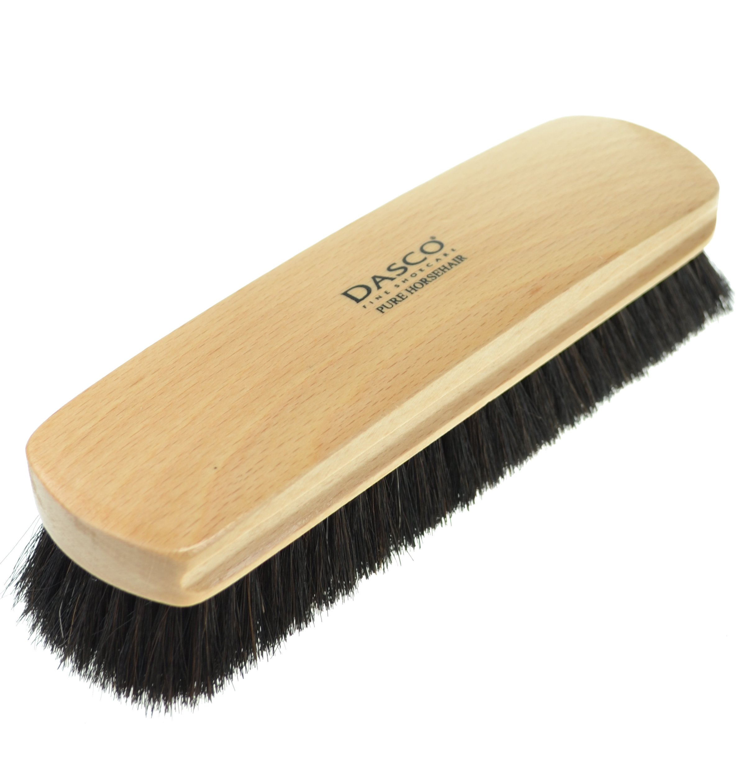 Dasco Shoes in Horsehair Brush