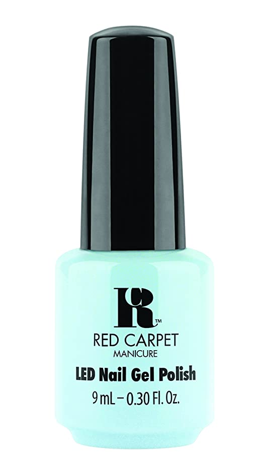 添付パウダー資本Red Carpet Manicure - LED Nail Gel Polish - Sea Cloud Cruise - 0.3oz/9ml