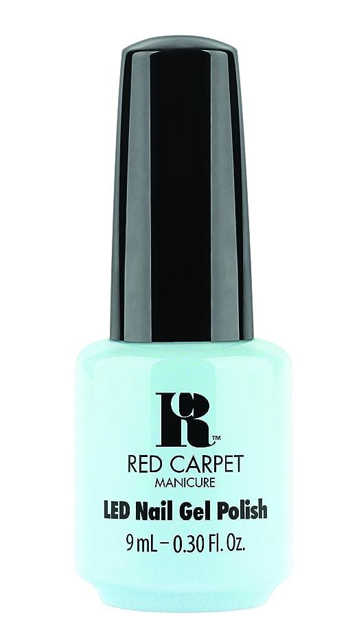 うめき水平達成可能Red Carpet Manicure - LED Nail Gel Polish - Sea Cloud Cruise - 0.3oz/9ml