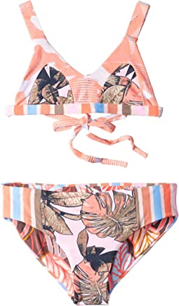 Cumbuco Praia Bikini (Toddler/Little Kids/Big Kids)