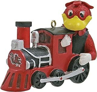 NCAA South Carolina Fighting Gamecocks Mascot Train Ornament