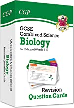 New 9-1 GCSE Combined Science: Biology Edexcel Revision Question Cards (CGP GCSE Combined Science 9-1 Revision)