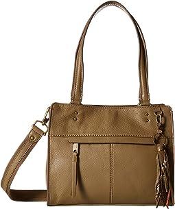 Alameda Leather Satchel