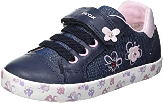 Geox B Kilwi Girl F, Baskets Fille