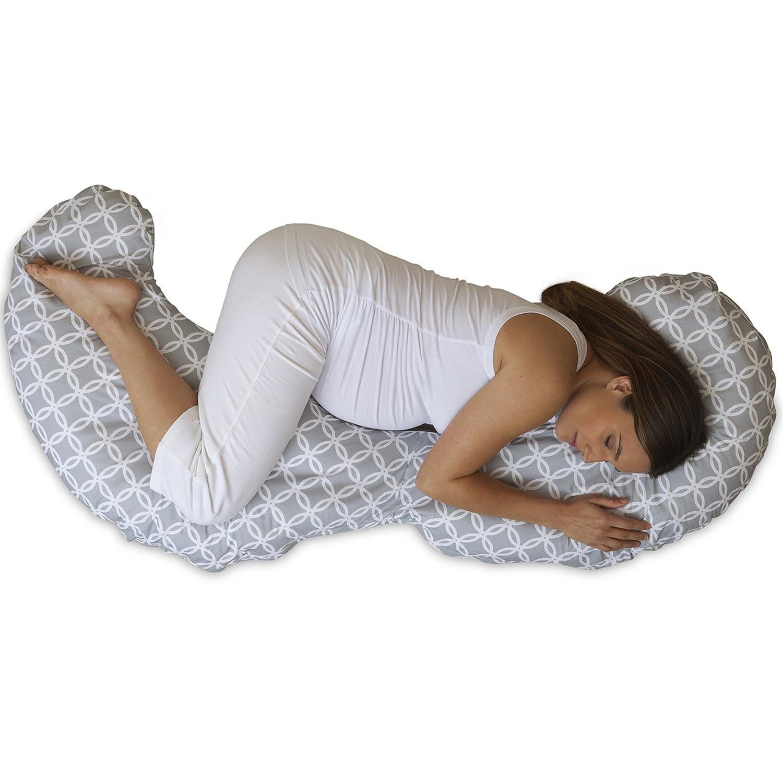 Boppy Slipcovered Total Body Pregnancy Pillow