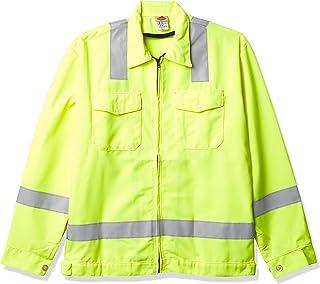 Red Kap Men's Hi Visibility Class 2 Level 2 IKE Jacket