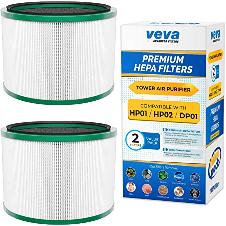 GENUINE VOLTA HILIGHT VACUUM CLEANER  HEPA FILTER EF82 VELOCITY PETLOVER U2950