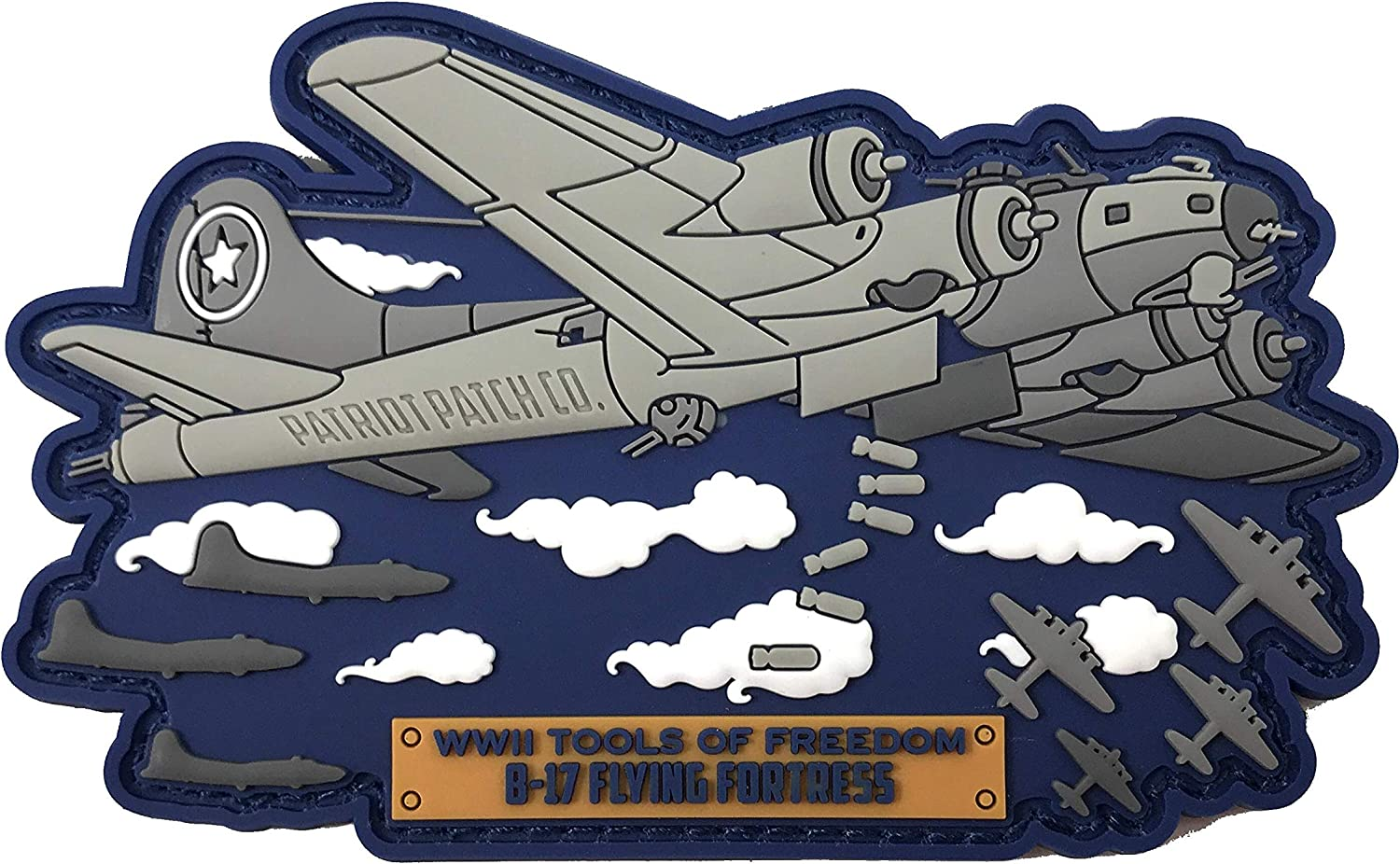 Patriot Patch Co Max 40% Free Shipping Cheap Bargain Gift OFF - Patches WWII Vehicle Historical