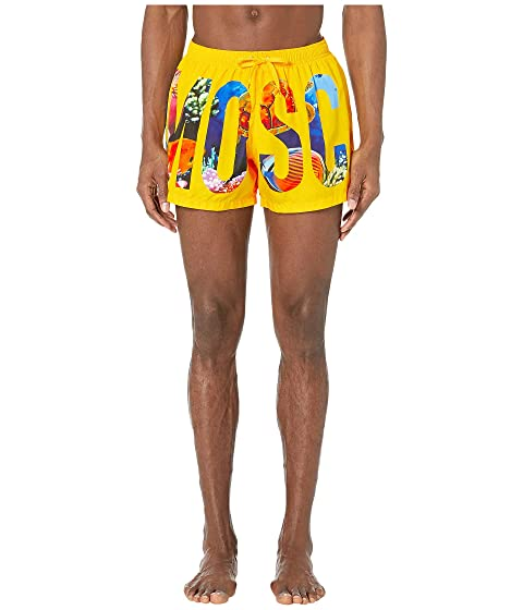 Moschino Ocean Floor Swim Shorts