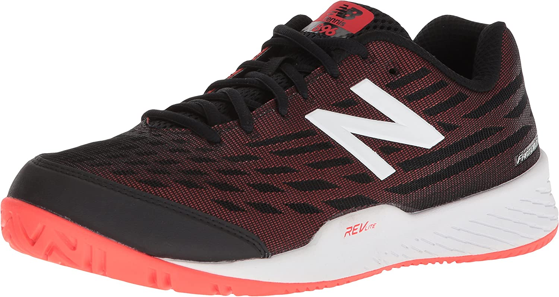 nouveau   - Chaussures Hommes Hard Court MCH89, 40 EUR - Width 2E, gris Flame