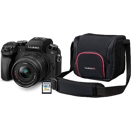 Panasonic Lumix G70ka Starterkit 16 Mp 4k Video 7 5 Kamera
