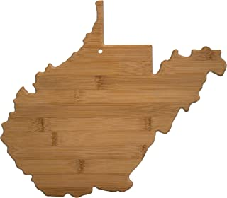 Best Totally Bamboo West Virginia State Shaped Bamboo Serving & Cutting Board Review