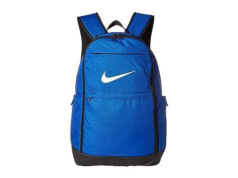 Brasilia Juego Black White mochilas de XL Nike Royal 8vgaq