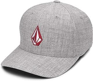 Men's Full Stone Heather Flex Fit Hat