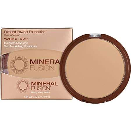 Mineral Fusion MF1001 Pressed Powder Foundation, 0.32 Ounce