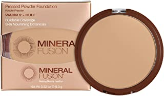 Mineral Fusion Pressed Powder Foundation, Warm 2