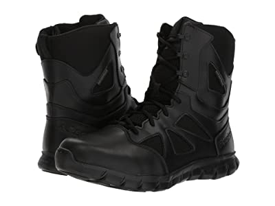 Reebok Work Sublite Cushion Tactical 8 Boot WP (Black) Men