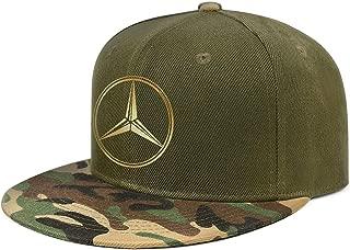 Snapback Dad Baseball Vintage Hats Blank Mercedes-Ben-Black-Camouflage-Benz-for-Sale- Youth Fashion Caps
