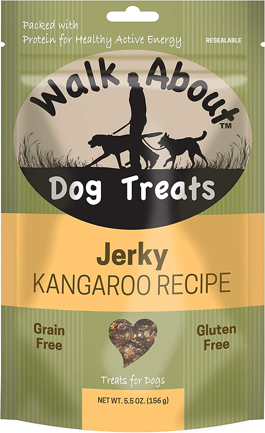 Walk About Pet Dog Jerky Grain-Free New products world's highest National products quality popular Singl Treats Gluten-Free