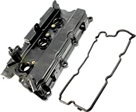 APDTY 375095 Valve Cover w/Gasket & Spark Plug Tube Seals Fits Right Side Bank Rear Of 3.5L Engine Bay 2002-2004 Infiniti I35 2002-2006 Nissan Altima 2002-2008 Maxima 2003-2007 Murano 2004-2009 Quest
