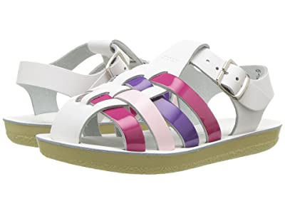Salt Water Sandal by Hoy Shoes Sun-San Sailors (Toddler/Little Kid) (Multi) Girls Shoes