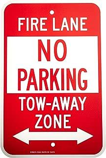 Brady 124345 Traffic Control Sign, Legend